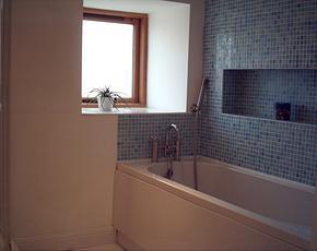 Shared Bathroom between Bedroom 2 & Bedroom 3
